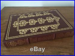 FRANKLIN LIBRARY SIGNED FIRST EDITION Leather Bound HARDCOVER BOOKS LOT OF 9