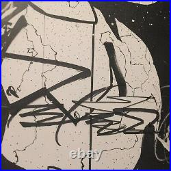 FUTURA The Year of the Ramm (First Edition) SIGNED print