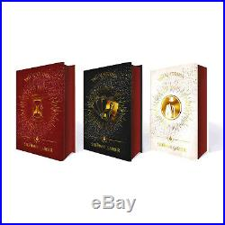 Fairyloot Caraval Hardcover Set SIGNED Limited/RARE + SIGNED US HARDCOVERS