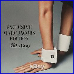 First 1/100 Signed Kate Moss Playboy Marc Jacobs Exclusive Edition Aughtographed
