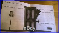 First Edition Babadook Book Signed
