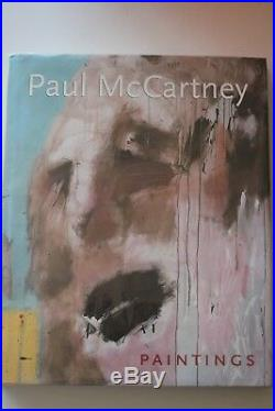 First Edition Paintings by Paul McCartney, Signed by Paul McCartney