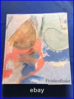 Frankenthaler First Edition Signed And Inscribed By Artist Helen Frankenthaler