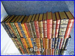 Franklin Library FIRST EDITION SOCIETY Collection in 57 Volumes Limited Signed