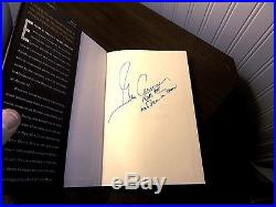 Gene Cernan Signed Book with Photos First Edition First printing Apollo 17 1st