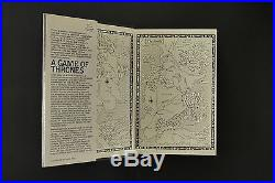 George R R Martin A Game Of Thrones 1st edition signed first USA genuine