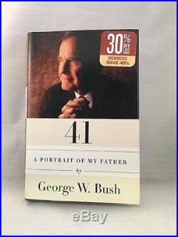 George W Bush Signed Autographed First Edition Book Psa Dna Loa