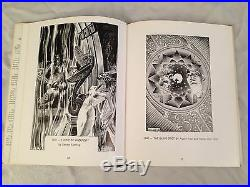 Gerry De La Ree Book of Virgil Finlay 1st/1st 1975 in DW, SIGNED LTD Edition