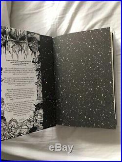 Godsgrave, Jay Kristoff The Nevernight Chronicles 1st EDITION SIGNED Black Edges