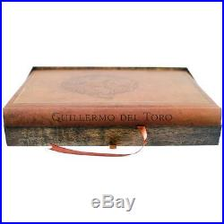 Guillermo del Toro Cabinet of Curiosities Signed LIMITED First Edition