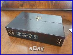 HORNS SUNTUP Edition 1st/1st Signed By Joe Hill Numbered ONLY 250 Exist