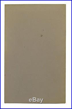 Ha! Ha! Houdini! SIGNED by PATTI SMITH First Edition 1st 1977 Ha Ha Houdini