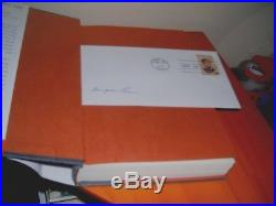 Harper Lee Signed First Day Cover withFirst Print 40th Anniversary Edition