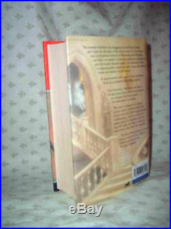 Harry Potter Signed Goblet Of Fire First Edition HB/DJ J K Rowling VGC
