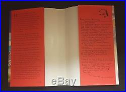 Harry Potter and The Chamber of Secrets First Edition First Impression Signed