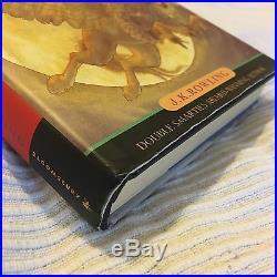 Harry Potter and the Prisoner of Azkaban Signed J K Rowling First Edition Book
