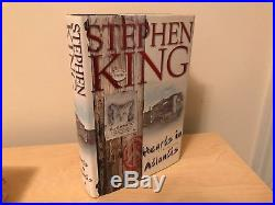 Hearts in Atlantas-Stephen King (1999) True First Edition Signed