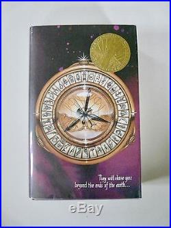 His Dark Materials Trilogy by Philip Pullman Signed First Editions