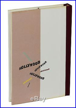 Hollywood by CHARLES BUKOWSKI SIGNED Limited First Edition 1989 Black Sparrow