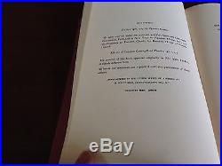 IN COLD BLOOD byTruman Capote SIGNED FIRST EDITION 1st Printing HB & DJ