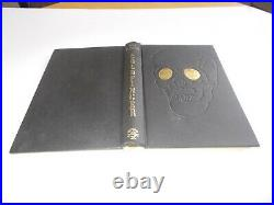 Ian Fleming Goldfinger / 1st Edition / 1st Print / 1st State DJ / 1959 Signed