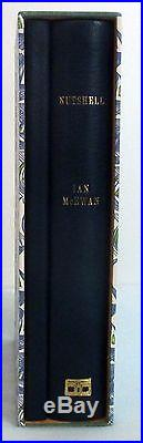 Ian McEwan Nutshell UK Hardcover First Edition Signed Limited 18/25