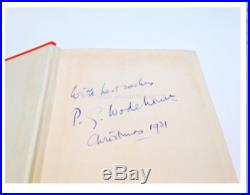 If I Were You Signed PG Wodehouse First Edition Herbert Jenkins 1931