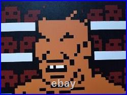 Iron Jerk Mike Tyson Jerkface 1st Edition xx/75 UTB NYC / Bottleneck