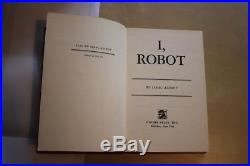 Isaac Asimov (1950)'I, Robot', US first edition 1/1 signed