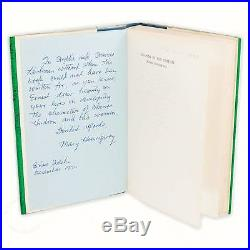 Islands in the Stream by Ernest Hemingway, Signed First Edition with Dust Jacket