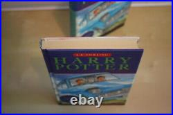 J. K. Rowling,'Harry Potter and the Chamber of Secrets', UK signed first edition