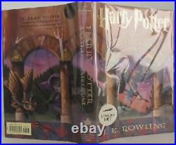 J K Rowling / Harry Potter and the Sorcerer's Stone Signed 1st Edition #2008208