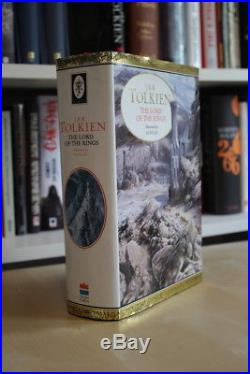 J. R. R. Tolkien (1991)'The Lord of the Rings', UK signed first edition, Alan Lee