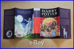 JK Rowling (2007)'Harry Potter and the Deathly Hallows', signed first edition