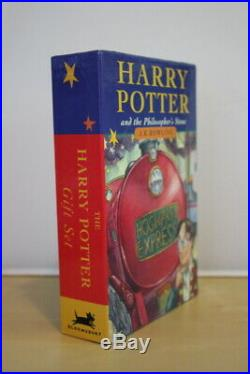 JK Rowling, Harry Potter and the Philosopher's Stone, UK signed first edition