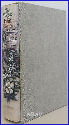 JOHN FOWLES The Magus SIGNED FIRST EDITION