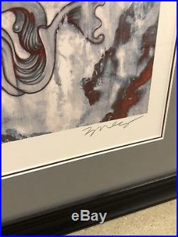 James Jean Tiger III 3 First Edition Signed And Numbered Print 27.25 X 20 Inch