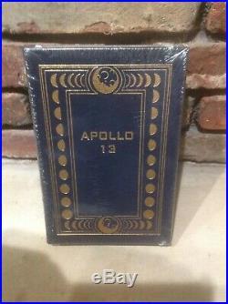 James Jim Lovell Signed Easton Press First Edition Nasa Apollo 13