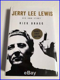 Jerry Lee Lewis His Own Story Limited Signed First Edition Autographed