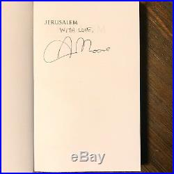 Jerusalem, Alan Moore. Signed First Edition, 1st Printing
