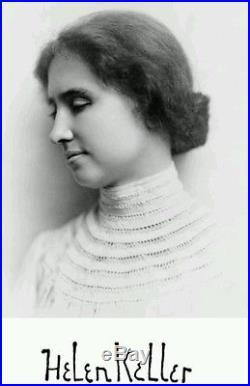 Joblot rare books signed first edition Helen Keller harry Potter Joseph conrad