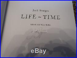 Jock Sturges Hardcover copy of Life-Time Signed First Edition-2008