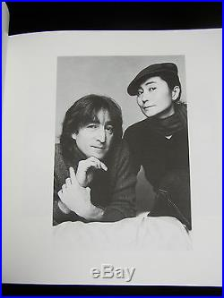 John Lennon Summer Of 1980 Signed First Edition Yoko Ono Photography The Beatles