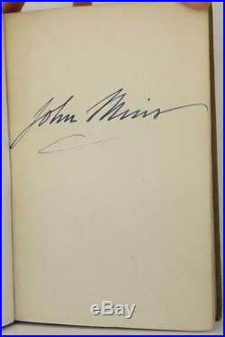 John Muir / The Mountains of California Signed 1st Edition 1894 #1503119