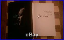 John SIGNED NUMBERED SLIPCASED LIMITED EDITION Cynthia Lennon Hardback 1st/1st