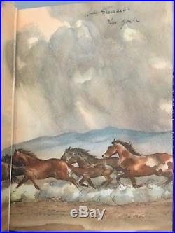 John Steinbeck / The Red Pony / Signed / First Edition
