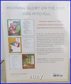 Joni Mitchell / Morning Glory on the Vine Limited Signed 1st Edition #2009200