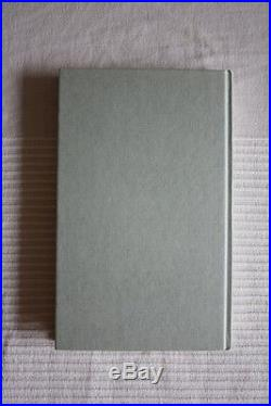 Kazuo Ishiguro,'A Pale View of Hills', UK SIGNED first edition 1st/1st