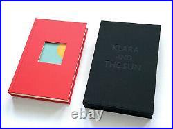 Kazuo Ishiguro KLARA AND THE SUN UK 1st Signed Limited Edition Slipcase