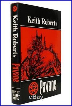 Keith Roberts Pavane Rupert Hart-Davis, 1968, UK Signed First Edition